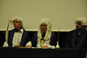Pictures of university drama