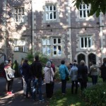 Tours start in Pageant Gardens
