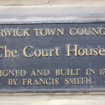 'Smith of Warwick' built the Court House