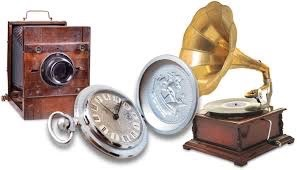 Bring along your small antique items