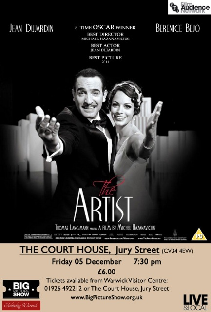 The-Artist-The-Court-House-Warwick