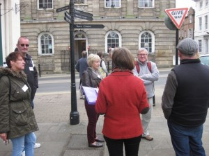 The free Court House Tours take about 45 minutes