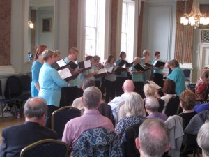 Songs from Gilbert and Sullivan to Vaughan Williams