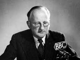 Nikolaus Pevsner was a regular broadcaster about art history and architecture